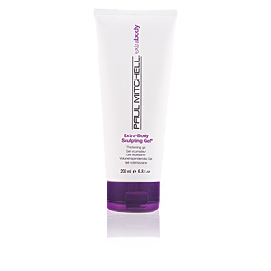 Produit coiffant EXTRA-BODY sculpting gel Paul Mitchell