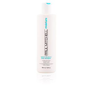 Moisturizing shampoo MOISTURE instant daily shampoo Paul Mitchell