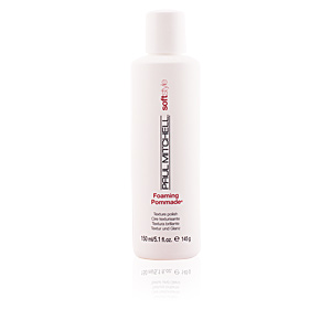 Hair styling product SOFT STYLE foaming pomade Paul Mitchell