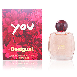 Desigual YOU WOMAN  parfum