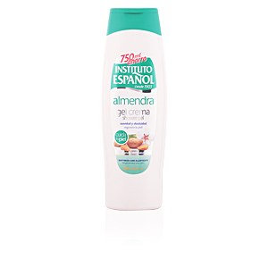 Gel de banho ALMENDRA 100% natural gel de ducha Instituto Español