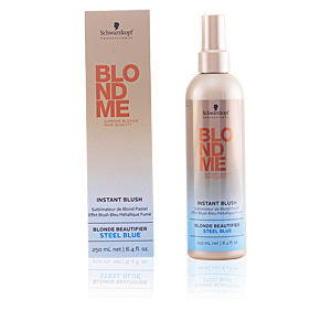 BLONDEME instant blush #steelblue 250 ml