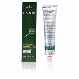 Haarfarbe ESSENSITY permanent color ammonia-free #7-87 Schwarzkopf