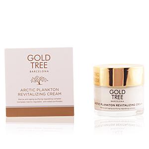 Tratamiento Facial Antifatiga ARCTIC PLANKTON revitalizing cream Gold Tree Barcelona
