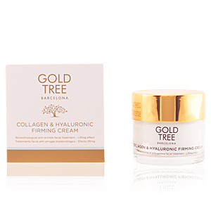 Gold Tree Barcelona, COLLAGEN & HYALURONIC firming cream 50 ml