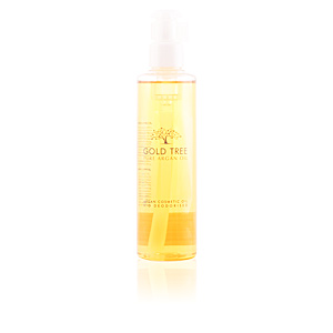 Reafirmante corporal PURE ARGAN oil Gold Tree Barcelona
