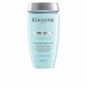 Shampooing hydratant SPECIFIQUE bain riche dermo-calm Kérastase