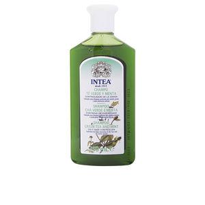 TÉ verde & MENTA champú cabello graso 250 ml