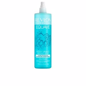 Hair repair conditioner - Detangling conditioner EQUAVE INSTANT BEAUTY hydro nutritive conditioner Revlon