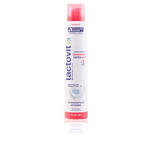 Hidratante corporal LACTO-UREA mousse piel muy seca Lactovit