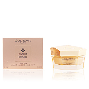 Anti aging cream & anti wrinkle treatment ABEILLE ROYALE crème jour Guerlain