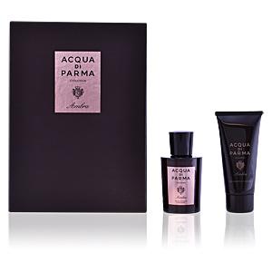 Acqua Di Parma COLONIA AMBRA ZESTAW perfum