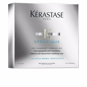 Hair moisturizer treatment SPECIFIQUE cure apaisante anti-inconforts Kérastase
