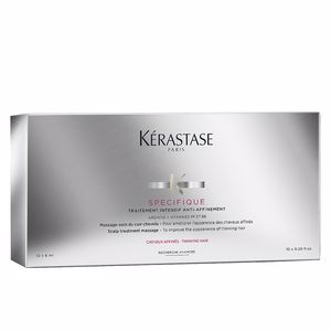 Hair loss treatment SPECIFIQUE cure anti-chute intensive Kérastase