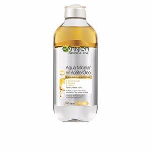 Micellar water SKINACTIVE AGUA MICELAR en aceite waterproof Garnier