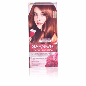 Dye COLOR SENSATION INTENSISSIMOS #6.46 cobre intenso Garnier