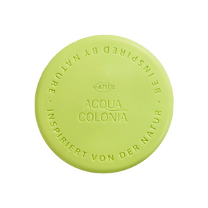 Jabón perfumado ACQUA COLONIA lime & nutmeg aroma soap 4711