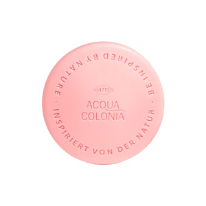 Jabón perfumado ACQUA COLONIA pink pepper & grapefruit aroma soap 4711