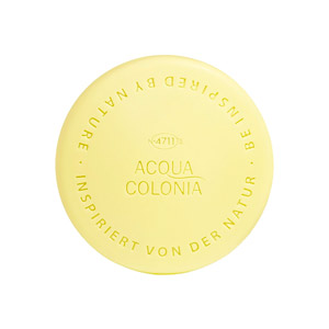 Jabón perfumado ACQUA COLONIA LEMON & GINGER aroma soap 4711