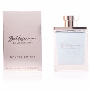 NAUTIC SPIRIT eau de toilette vaporizador 90 ml