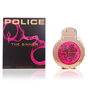 THE SINNER FOR WOMAN eau de toilette vaporizador 100 ml