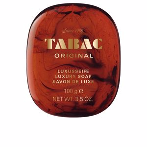Savon parfumé TABAC ORIGINAL luxury soap box Tabac
