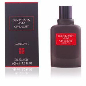 GENTLEMEN ONLY ABSOLUTE eau de parfum vaporizador 50 ml