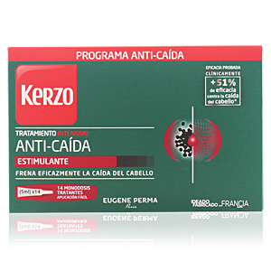 Hair loss treatment TRATAMIENTO INTENSIVO ANTI-CAÍDA estimulante Kerzo