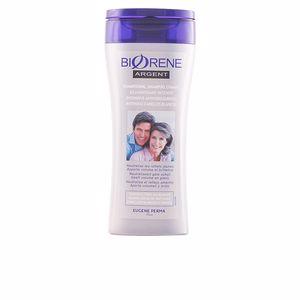 Colocare shampoo BIORENE ARGENT champú intensivo cabellos blancos Eugene-Perma