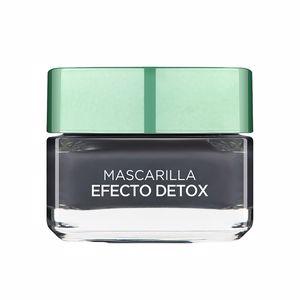 L'Oréal París, ARCILLAS PURAS carbón mascarilla efecto detox 50 ml