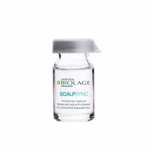 Queda de cabelo SCALPSYNC aminexil hair treatment Biolage