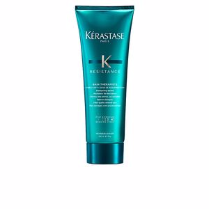 Shampoo for shiny hair - Moisturizing shampoo RESISTANCE THERAPISTE bain Kérastase