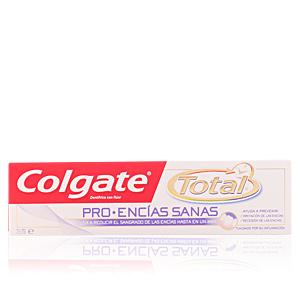 Pasta de dientes TOTAL PRO-ENCIAS SANAS pasta dentífrica Colgate