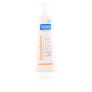 Body moisturiser ADVANCED DERMORESTORE loción corporal Sanex