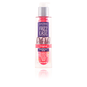 Hair styling product - Heat protectant for hair FRIZZ-EASE serum 6 efectos original John Frieda