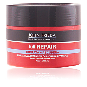 Masque réparateur FULL REPAIR mascarilla reparadora intensiva John Frieda