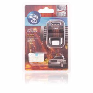 CAR ambientador aparato + recambio #anti-tabaco 7 ml