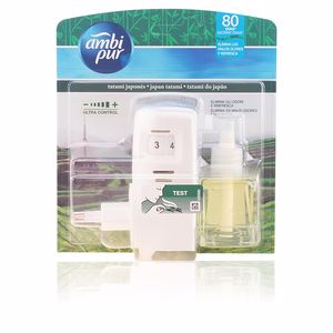Air freshener ELECTRICO ambientador completo #tatami Ambi Pur