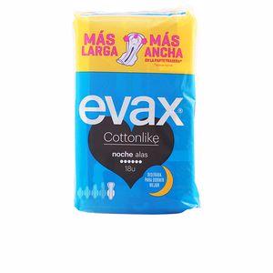 Compress COTTONLIKE compresas noche alas Evax