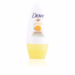 Desodorizantes GO FRESH grapefruit & lemongrass anti-perspirant roll-on Dove