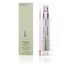 Anti blemish treatment cream EVEN BETTER clinical dark spot corrector&optimizer Clinique