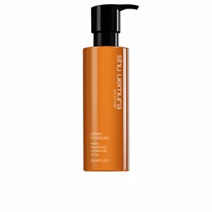 Hair repair conditioner URBAN MOISTURE hydro-nourishing conditioner dry hair Shu Uemura
