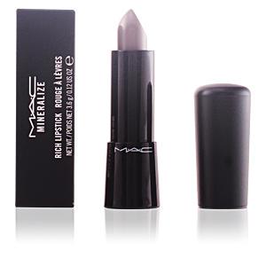 Rouges à lèvres MINERALIZE rich lipstick Mac