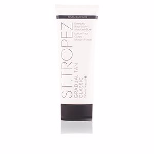 Corpo GRADUAL TAN CLASSIC everyday body lotion medium/dark St. Tropez