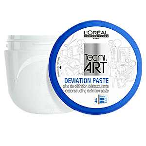 Produit coiffant TECNI ART deviaton paste L'Oréal Professionnel