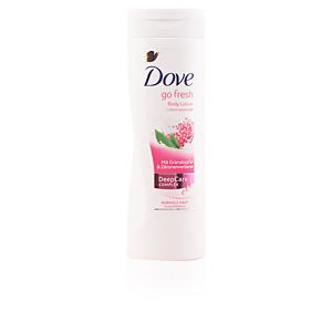 Körperfeuchtigkeitscreme GO FRESH pomegranate & lemon loción corporal Dove