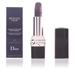 Dior, ROUGE DIOR matte #962-poison matte