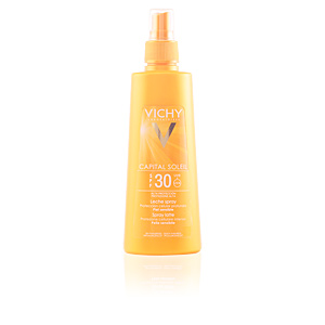 Corporais CAPITAL SOLEIL lait SPF30 spray Vichy