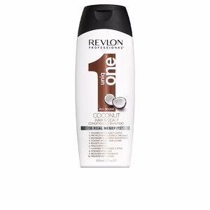 Moisturizing shampoo UNIQ ONE COCONUT conditioning shampoo Revlon