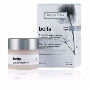 Bella Aurora, BELLA NIGHT night-time action treatment repairs & anti-dark spots 50 ml